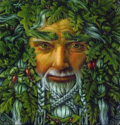 °The Green Man - Mystical Wiki