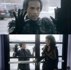Prince and Judith Hill