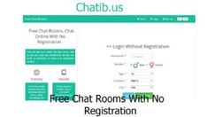 Free Chat Now With No Registration