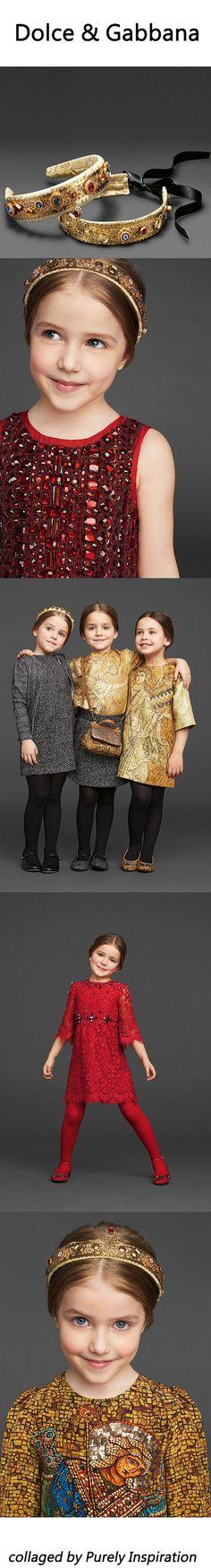 Dolce & Gabbana F/W 2013/14 #PurelyInspiration
