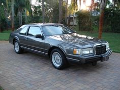 1990 Lincoln Mark VII LSC (Special Edition)