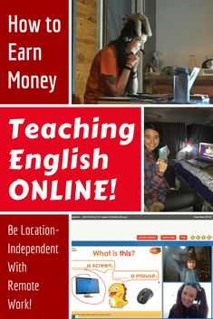 How to teach English online as a perfect remote job for a location-independent travel lifestyle!