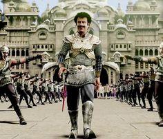 First trailer: Rajinikanth in Kochadaiyaan  ndtv.in/1aj2EFv