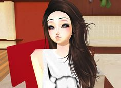 Captured Inside IMVU - Join the Fun! smile