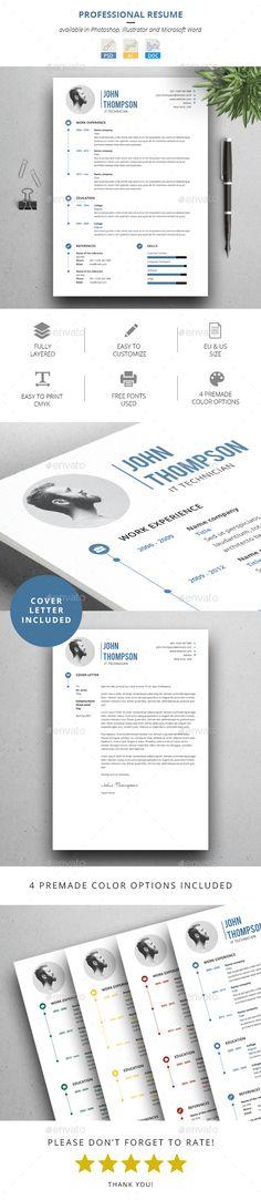 Resume - Resumes Stationery - Free Resume - Cv - curriculum vitae - print free resume