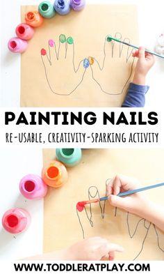 Creative Activities For Kids, Outdoor Activities For Kids, Toddler Activities, Work Activities, Creative Play, Preschool Ideas, Preschool Painting, Painting For Kids, Toddler Fun