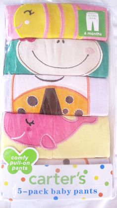 e3b15163353 5 –Pack Infant Clothing Gift Set for Boys and Girls of 6 Months