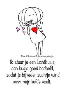 Love & hug Quotes : QUOTATION – Image : Quotes Of the day – Description Afbeeldingsresultaat voor jabbertje verjaardag Sharing is Caring – Don't forget to share this quote ! Sweet Love Quotes, Sweet Words, Great Quotes, Inspirational Quotes, Happy Bday Wishes, Cool Words, Wise Words, Hug Quotes, Dutch Quotes