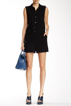 Sleeveless Romper by Marc by Marc Jacobs on @nordstrom_rack