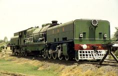 Beyer Garrett Locomotive.