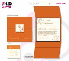 I.D. Arte - Invitaciones para bodas y eventos sociales