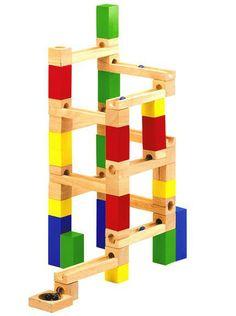 German love song 33 marbles roller coaster track ball spell building blocks building blocks for children gift - Taobao