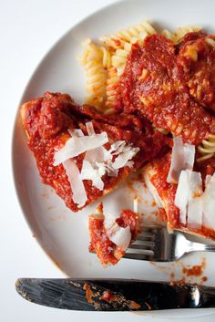 Slow Cooker Italian Chicken and Marinara