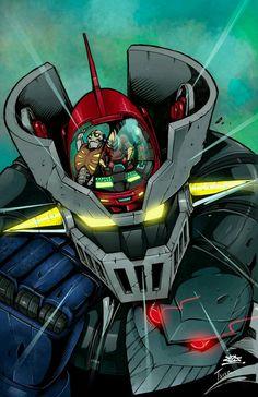 Old Cartoon Movies, 80s Cartoon Shows, Robot Cartoon, Old Cartoons, Geeks, Japanese Robot, Mecha Anime, Super Robot, Foto Art