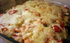 Retete Culinare - Musaca de cartofi cu carne si ciuperci Romanian Food, Romanian Recipes, Musaka, Tasty, Yummy Food, Savoury Dishes, Main Meals, Soul Food, Entrees