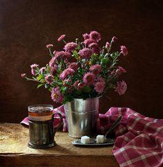 #still #life #photography • photo: с хризантемами | photographer: Irina Ушакова | WWW.PHOTODOM.COM