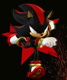 Sonic and Shadow the Hedgehog Shadow The Hedgehog, Sonic The Hedgehog, Hedgehog Game, Silver The Hedgehog, Sonic Team, Shadow And Maria, Sonic Mania, Sonic Franchise, Sonic And Amy