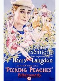 """""""Picking Peaches"""" is a Mack Sennett short comedy starring Harry Langdon and featuring Alice Day, a star of Silent Hall of Fame. This is the film, in which Harry Langdon made his acting …"""