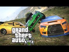 """Hogaty i Flothar w GTA 5 Online """"Niedzielne Granie"""" """"WALKA NA TOPORY I MOTORY"""" #67 [PL/HD] - YouTube"""
