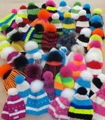 Mützen wohin man schaut - www.herbys-trendartikel.com Partys, Head Bands, Scarves, Handmade