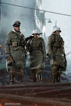 The Third Empire. German Soldiers Ww2, German Army, Military Memes, Military Art, Ww2 Posters, Military Drawings, Military Action Figures, Germany Ww2, German Uniforms