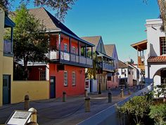 Hypolita Street, Old City   St. Augustine, Florida