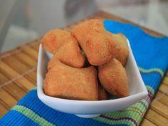 Aprenda a preparar a receita de Massa de salgadinho para festa