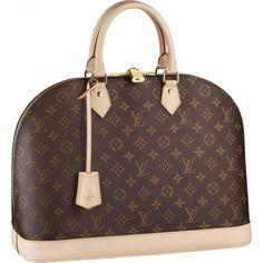 Top vendeur sac Louis Vuitton Toile Monogram Alma MM M53150 Louis Vuitton  Alma, Louis Vuitton 733e5395e65