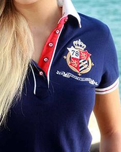 Women's Polo Shirt- Absolute Rebellion Mirella