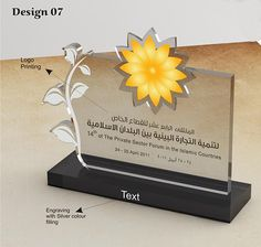 Crystal Awards & Trophy on Behance