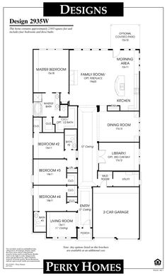 1000 Images About Fav Home Floor Plans On Pinterest