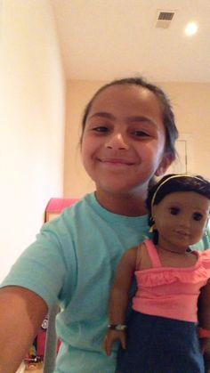 American Girl Doll Showcase