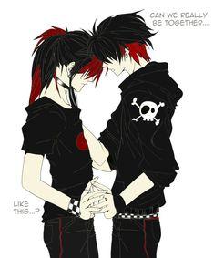 Emo love ??