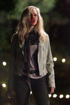 the vampire diaries caroline  | Vampire Diaries Look of the Week: Caroline Forbes' Girly Style