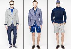 Spring 2014 Best Menswear Moments J Crew Indigo
