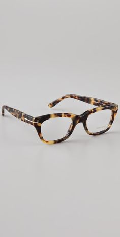 Tom Ford Eyewear Square Glasses...if only I wore glasses