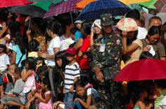Mindanao, a common cry for peace. ©Image by Ronald de Jong, all rights reserved.