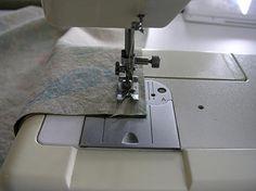 sewing first seam by brettbara
