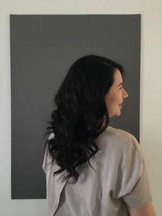 Mia Lou Haarstyling und haarfarbe Brown