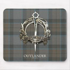 Outlander | The MacKenzie Clan Brooch Mouse Pad - How about this cool TV series period piece Outlander? Gotta love it. #outlander #outlanderstarz #outlanderseries #outlanderfan #tvshows #tvseries #starz #giftideas #gift #giftsfordad #giftsforher Outlander Clothing, Caitriona Balfe Outlander, Drums Of Autumn, Outlander Tv Series, Canvas Art Prints, Gifts For Dad, Brooch, Outlander Gifts, Period
