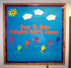 The Story of Us: Bulletin Boards for our Toddler Class at Church
