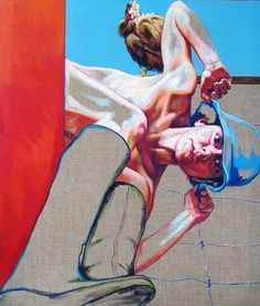 "Saatchi Art Artist Cristina Troufa; , ""Galinheiro 2"" #art"
