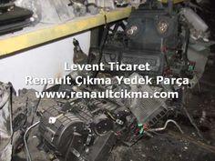 CLİO 1.6 Kalorifer Motoru
