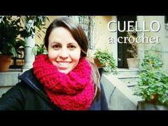 7 vídeo tutoriales para tejer una bufanda bien calentita | Manualidades                                                                                                                                                                                 Más