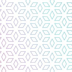 Blue and purple floral pattern Free Vector Geometric Lines, Geometric Background, Background Patterns, Geometric Patterns, Vector Background, Abstract Shapes, Abstract Pattern, Pink And White Background, Rhombus Shape