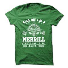 2 Kiss Me I Am MERRILL