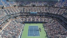 US Open starts this week!  i love tennis.
