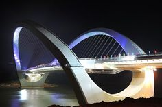 Nanning Bridge @ China