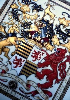 Sally Mangum Calligraphy & Heraldic Art, London :: Portfolio
