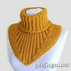 Knitting needles with knitting needles